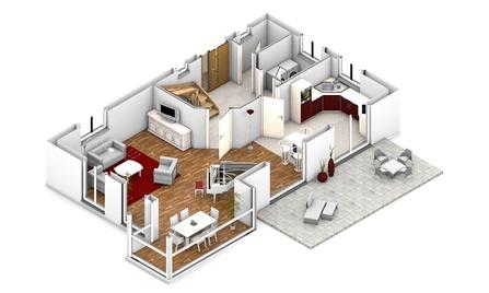 aufma und wohnfl chenberechnung immobilienbewertung thiele. Black Bedroom Furniture Sets. Home Design Ideas